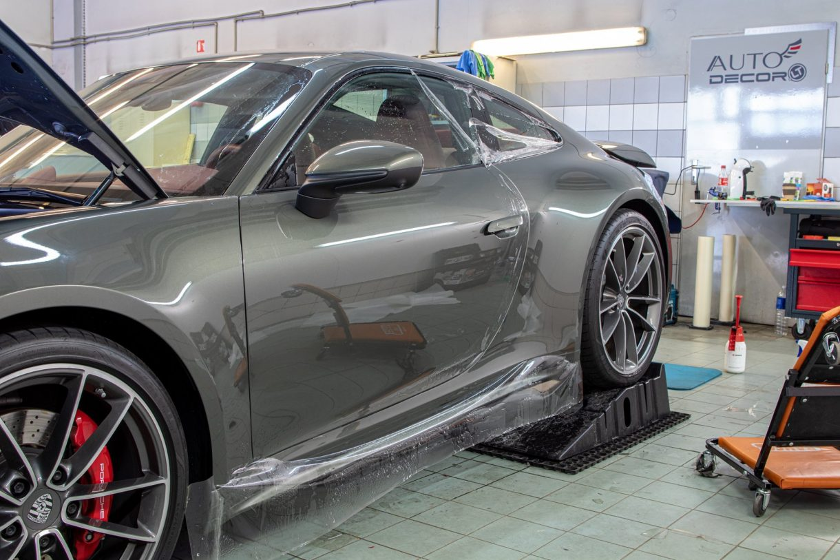 paint protection film xpel ultimate plus